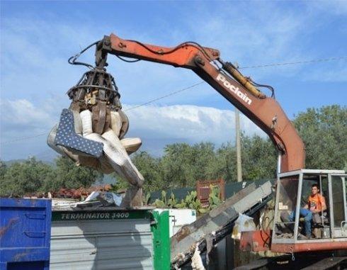 smaltimento rifiuti ingombranti