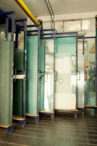 Decorazione vetri