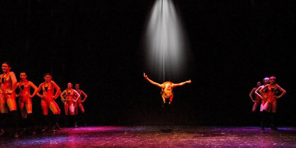 a dance show