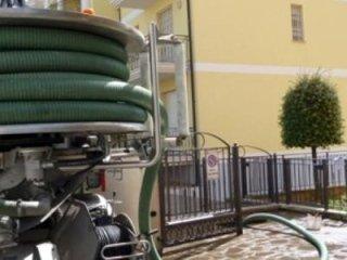 Manutenzione fognature condominiali