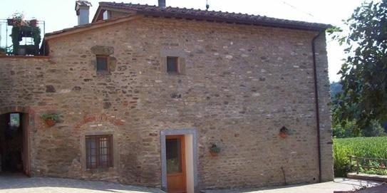 Agriturismo in stile toscano