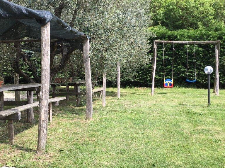 spazi verdi per bambini e grandi