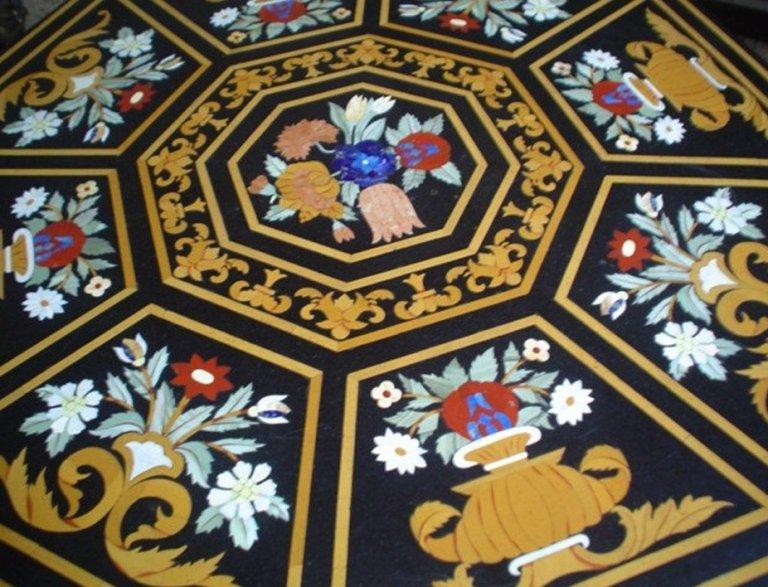 tavolo-in-mosaico