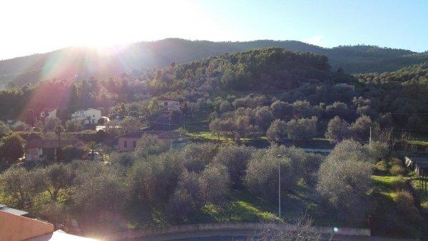 d4 mansarda alloggio trilocale residenza le magnolie casa vacanza molino nuovo andora visuale