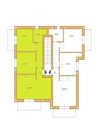 Casetta C1-C2-C3 primo piano interno3