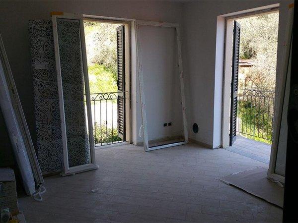 Camera con doppio terrazzo