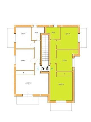 Casetta C1-C2-C3 primo piano interno4