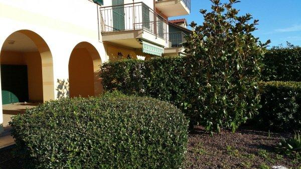 d4 mansarda alloggio trilocale residenza le magnolie casa vacanza molino nuovo andora