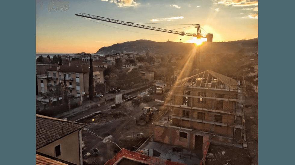 Lavori vista alta Casetta E