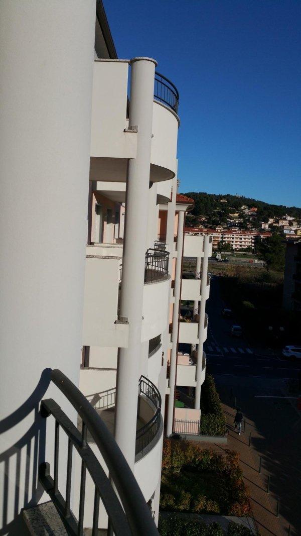 visione terrazzo residenza valentina andora piano alto