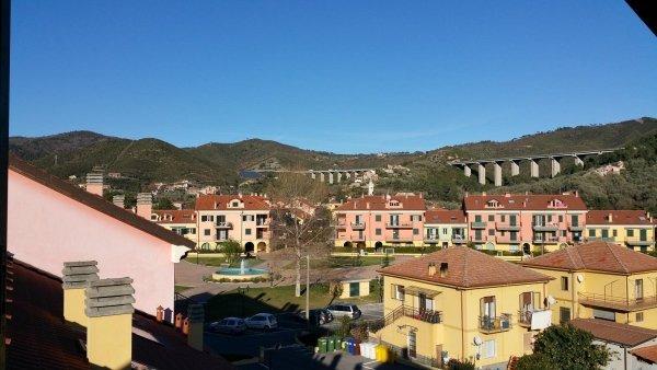 d4 mansarda alloggio trilocale residenza le magnolie casa vacanza molino nuovo andora liguria