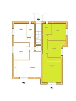Casetta C1-C2-C3 piano terra interno2