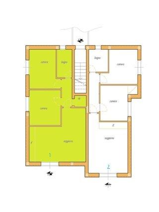 Casetta C1-C2-C3 piano terra interno1