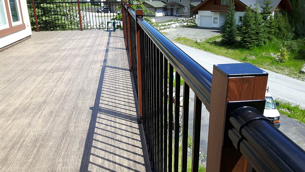 Excell Railing Products At Ama Roofing Supplies Aluminum