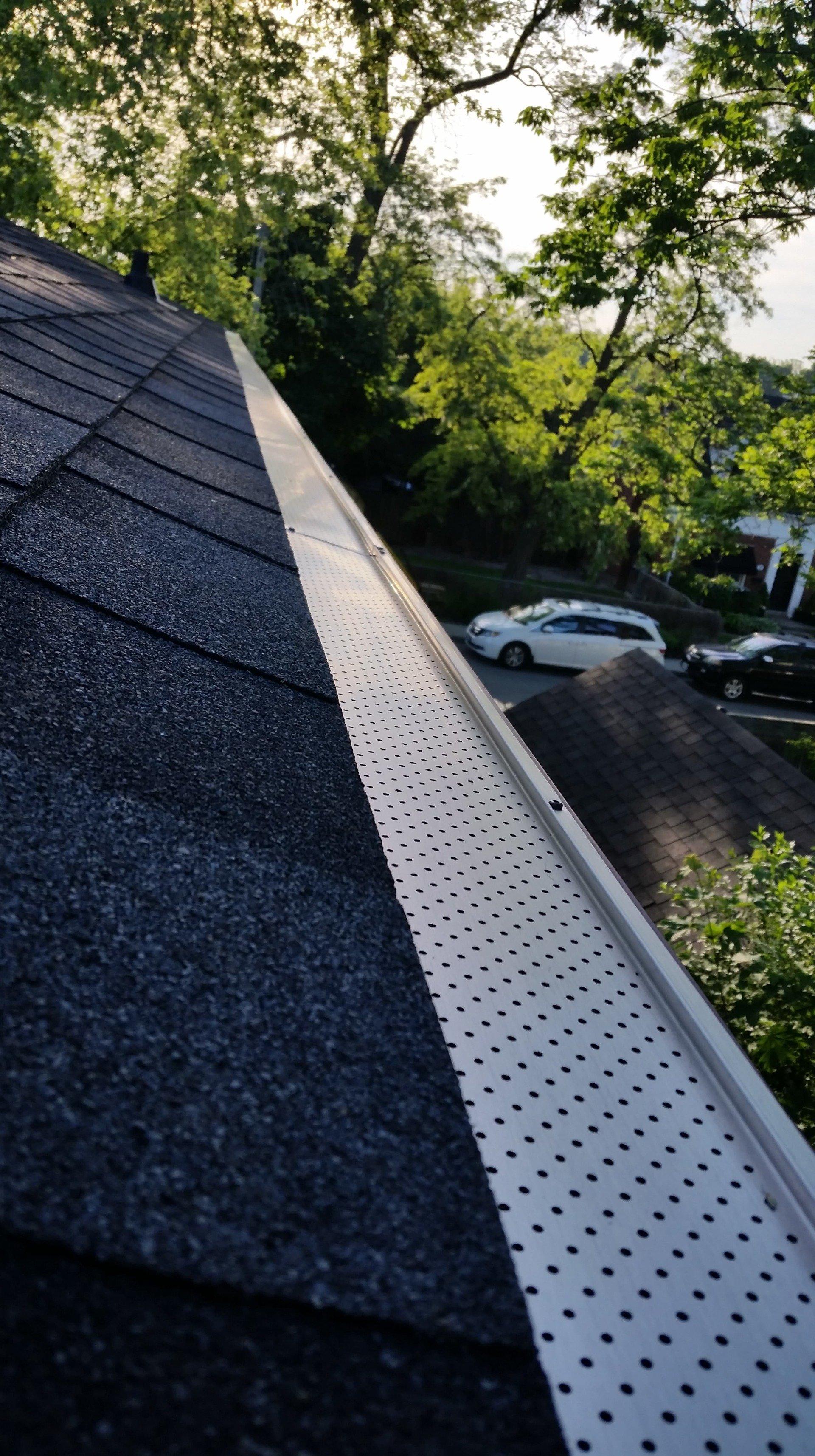 Alu Rex Rain Gutter Protection Commercial Amp Residential