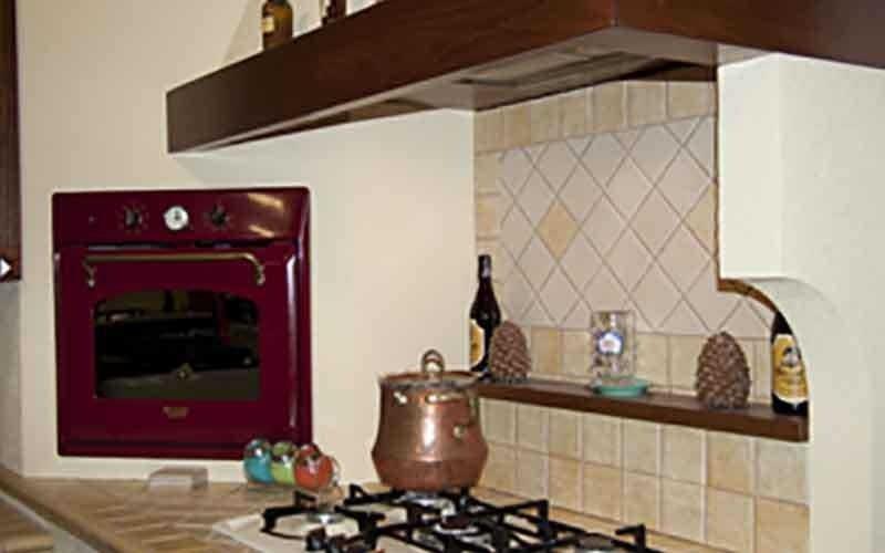 forno cucina.