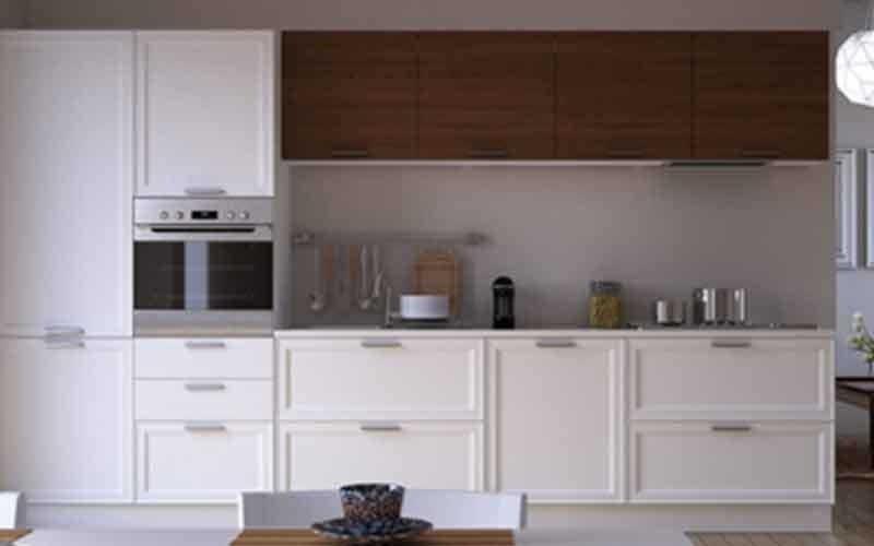mobili cucina bianca