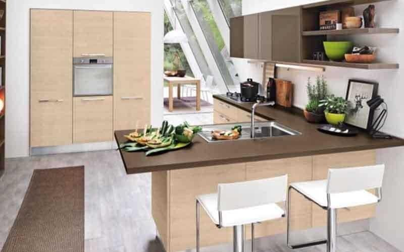 mobili cucina ad angolo