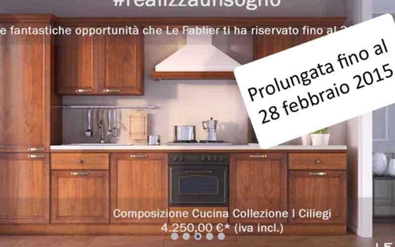 Esposizione cucine - Enna - Arredi Celesti