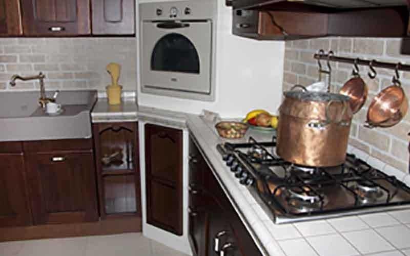 vendita cucina in legno