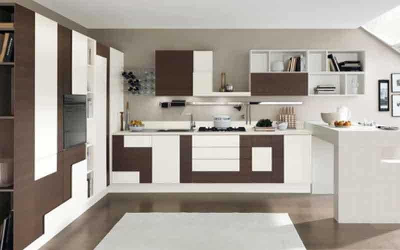 mobili per cucina moderna