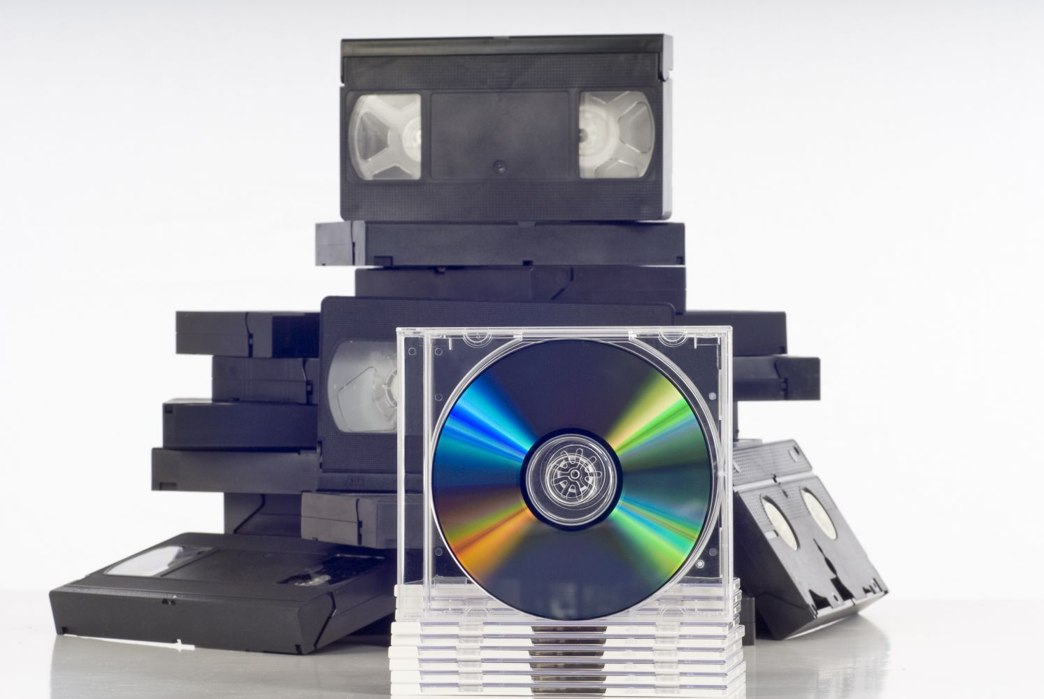 Video transferring and Conversion from VHS to CD-R in La Crosse, WI