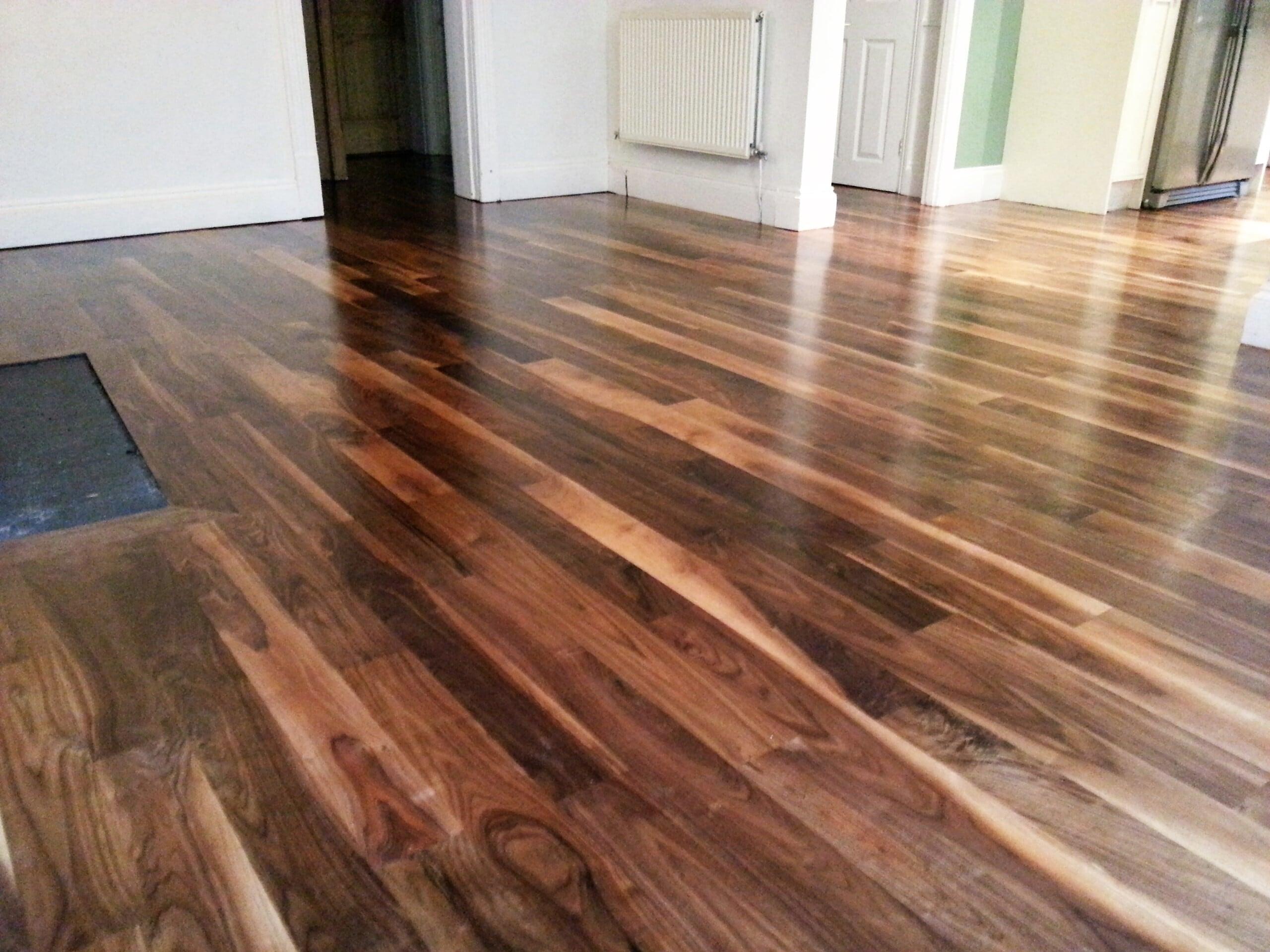 quality flooring modern house