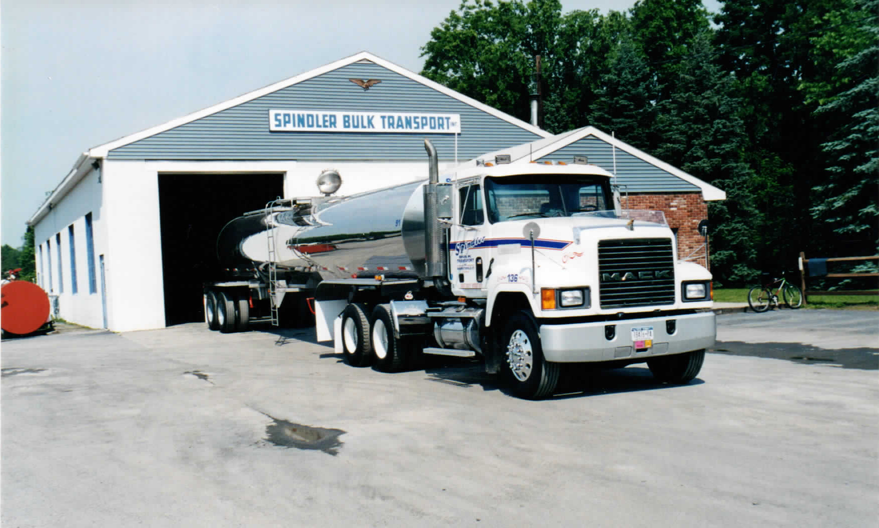 Water transport services in Washingtonville, NY