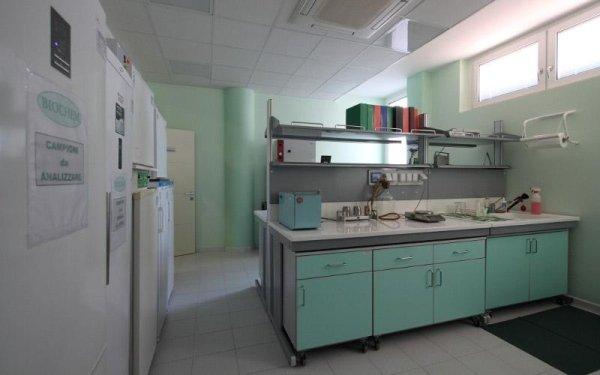 campioni di laboratorio