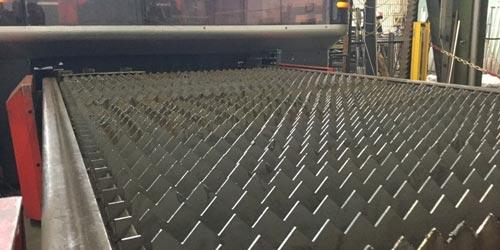 Manifattura metalli Bimea Steel a Treviso