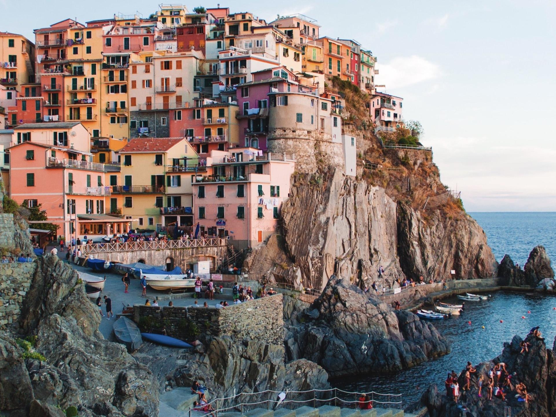 The Heart Of Cinque Terre enchanting cinque terre, italy