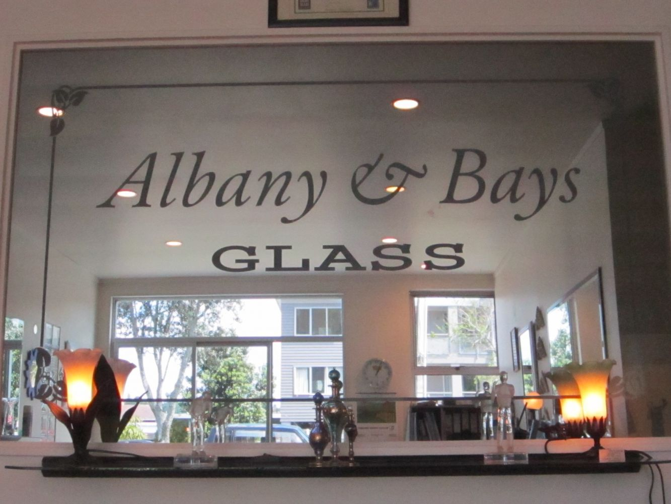Speciality Glass Mirrors