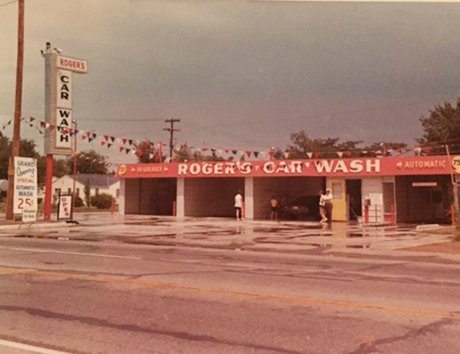 Rogers Car Wash 1972-79