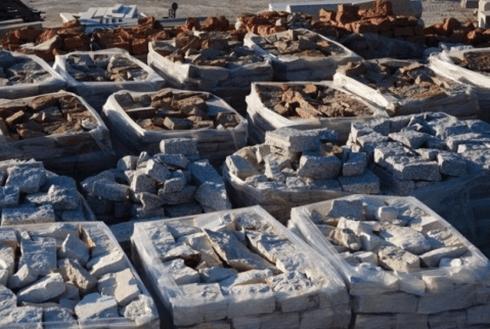 pavimentazioni civili di interni di granito