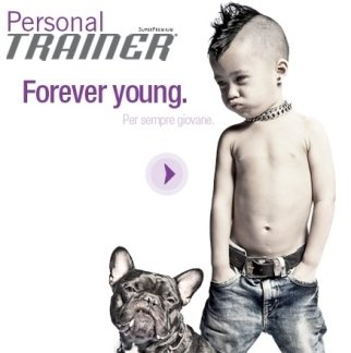 personal trainer forever young