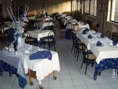 sala grande pranzi