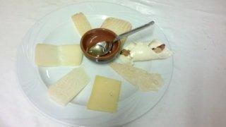 antipasto  formaggi