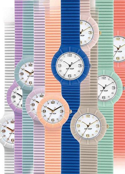 assortimento orologi colorati con cinturino per bambini