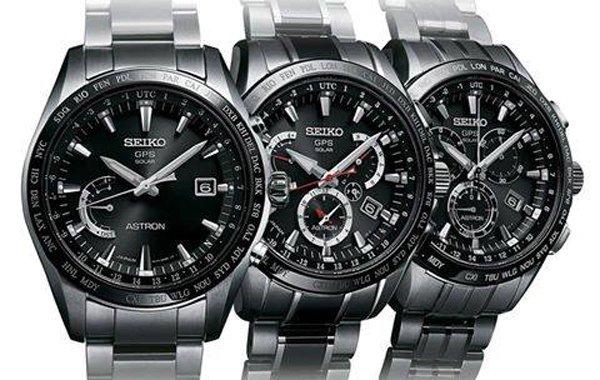 tre orologi da polso carica manuale