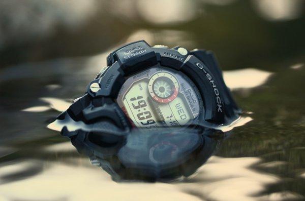 orologio da polso con display
