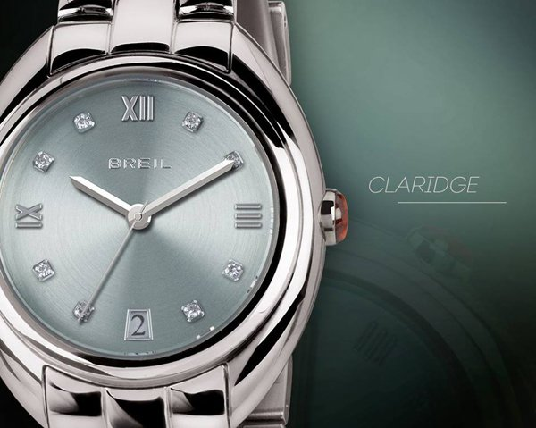 orologio da polso color argento