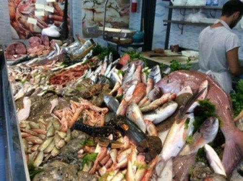 vasta scelta pescheria