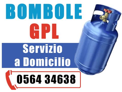 Consegna e Installazione Bombole Gpl a Domicilio - Marina Di Grosseto