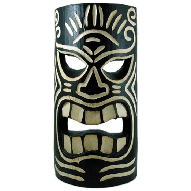 Tiki Statues & Masks