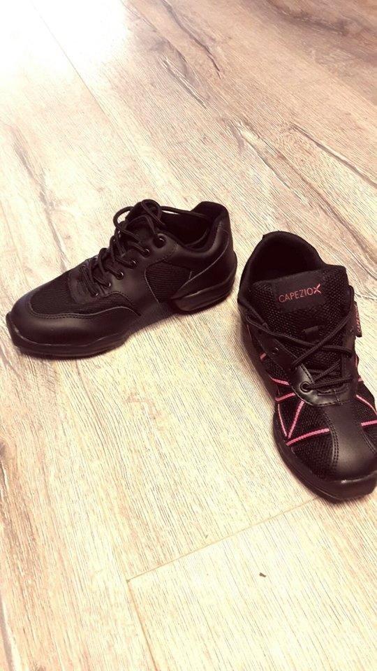 scarpe danza moderna roma