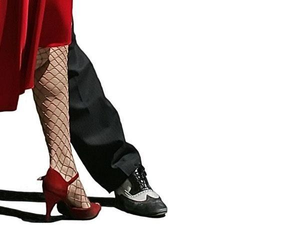 abbigliamento tango