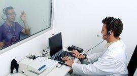 esami audiometrici