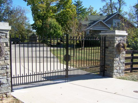Quality Iron Gates Fencing Balconies And Railings In