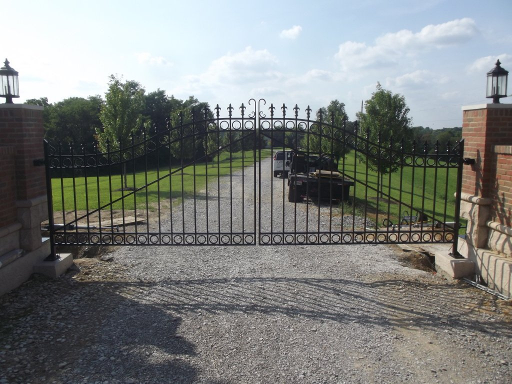 Estate Gates in Cincinnati, Ohio