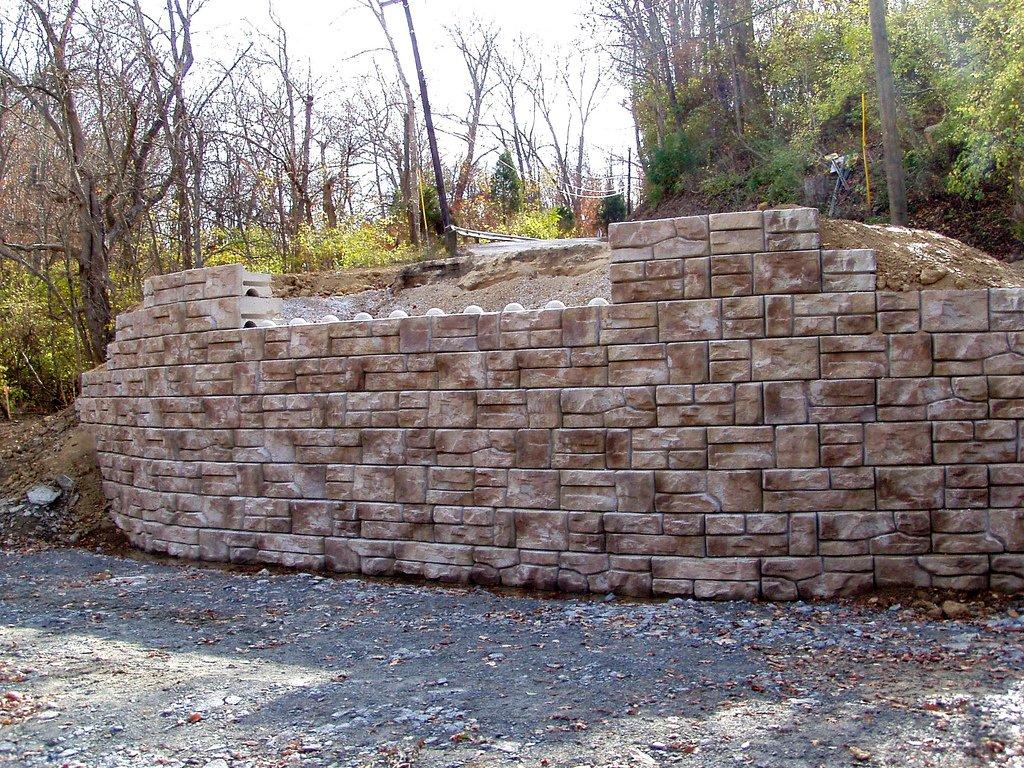 Building Retaining Walls in Buffalo, NY
